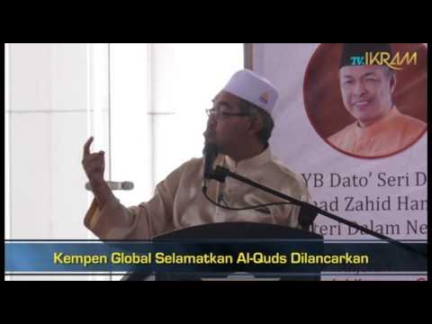Kempen Global Selamatkan Al-Quds Dilancarkan
