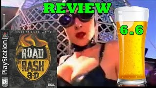 DBPG: Road Rash 3D Review (PS1)