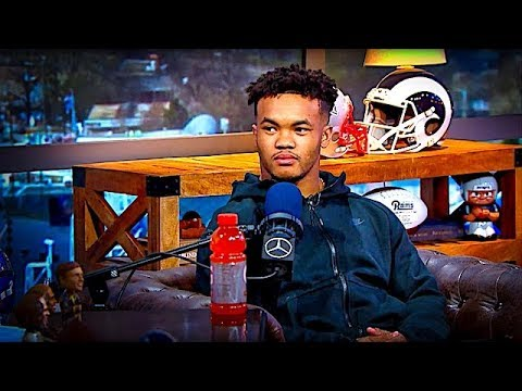 In The Zone - Does This Old Interview Throw Kyler Murray as No. 1 Into Question?