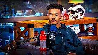 Kyler Murray Answers ZERO Questions about Football or Baseball from Dan Patrick | 2/1/19
