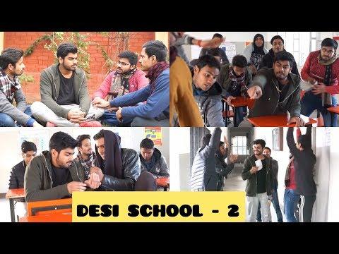 DESI SCHOOL PART -2 | AWANISH SINGH