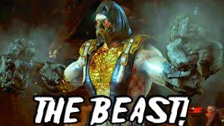 "TREMOR THE BEAST - Mortal Kombat X ""Tremor"" Gameplay (MKX Online Ranked)"