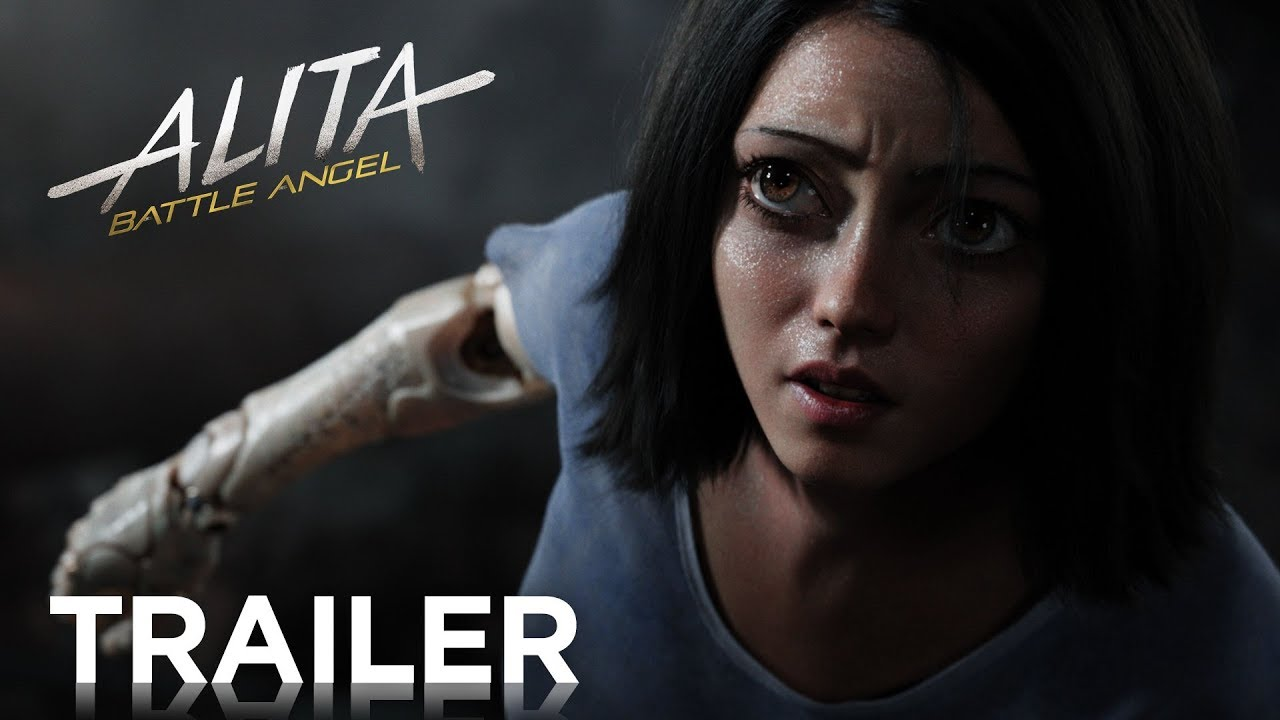 Alita: Battle Angel | Official Trailer [HD] | 20th Century FOX - YouTube