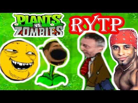 РАСТЕНИЯ ПРОТИВ ЗОМБИ RYTP ! PVZ ПУП ИГРА - Plants Vs Zombies