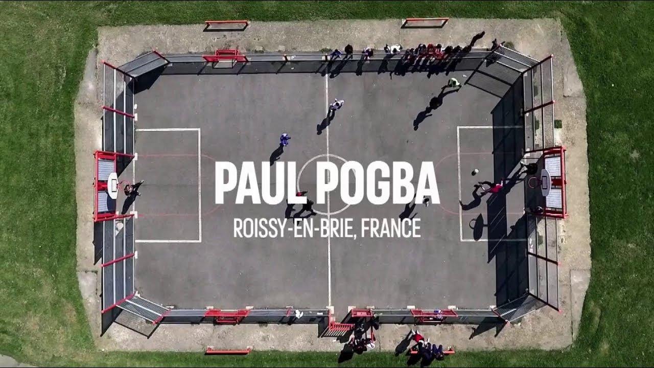 """Musique de la pub Adidas – Paul Pogba Roissy-en-Brie France """"impossible is nothing""""  Mai 2021"""