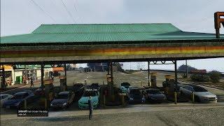 GTA 5 - Car Meet And Cruise #3 (Gta V Online Stance, JDM, hellaflush)