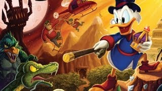 CGR Undertow - DUCKTALES REMASTERED review for PlayStation 3