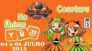 Anime Yuu 2015 - Cosplays