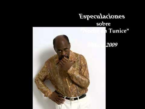 """""""A night in Tunisia"""" Especulaciones  Luis Lugo """"El piano de Cuba"""",Moscu Gira 2009"""
