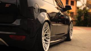 Ford Focus Air Suspension Teaser Video
