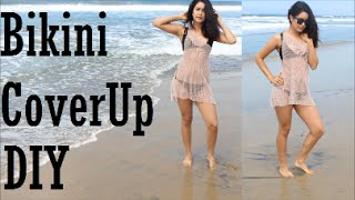 HOW TO: Easy Fishnet Swimsuit Cover Up