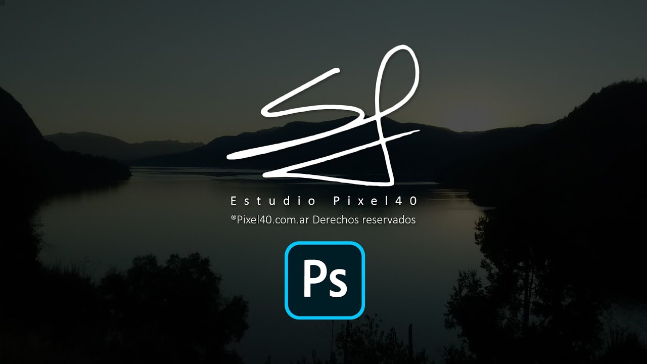 Crea Tu Firma Digital Con Solo Tu Móvil Y Photoshop Youtube
