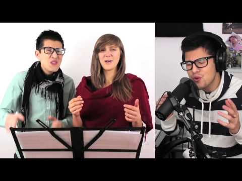 I'll Be Home For Christmas - Danny Fong Feat. Meg Contini