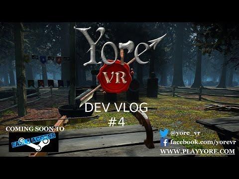 YVR DevVlog 04 - Medieval Crossbows