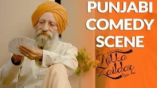 LATEST PUNJABI COMEDY 2017 | Ammy Virk | Nikka Zaildar | FUNNY COMEDY SCENE