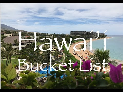 Hawaii Bucket List - Top Things to Do For People Who Leave Resorts