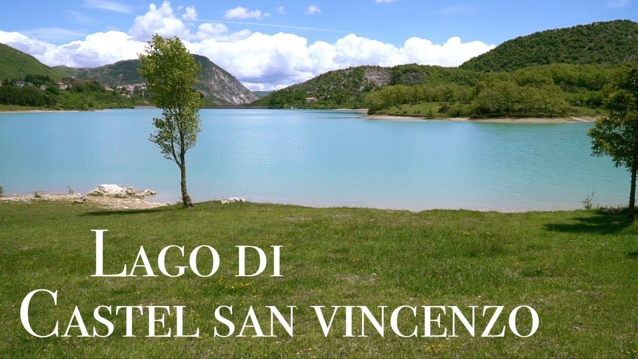viaggi in camper - ABBAZIA DI CASTELPETROSO E LAGO DI CASTEL SAN ...