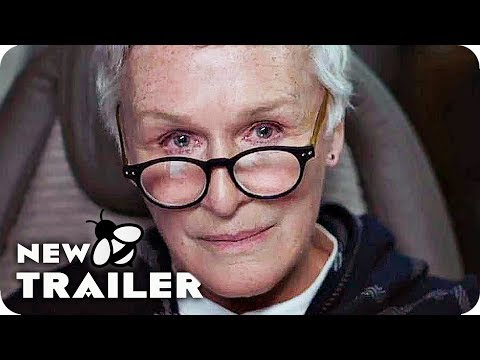 The Wife  2018 Glenn Close Movie