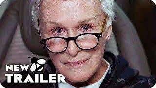 The Wife Trailer (2018) Glenn Close Movie