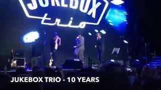 JUKEBOX TRIO - 10 Лет | Известия Hall(Юбилейное акапелла битбокс шоу