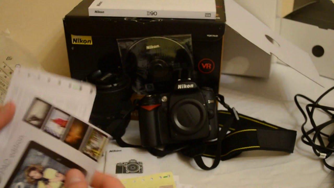 Nikon d90 инструкция на русском языке