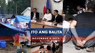 UNTV Ito Ang Balita November 8 2019