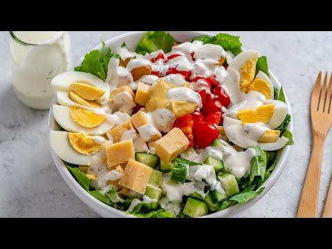 keto-vegetarian-club-salad-recipe