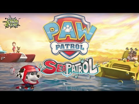 PAW Patrol Air and Sea Adventures HD | NEW SEA PATROL w/ Marshall  By Nickelodeon