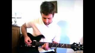 Bangarang - Skrillex (Guitar Cover)