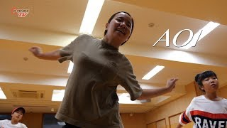 AOI キッズ HIPHOP / B-TRIBE 鷹峯校