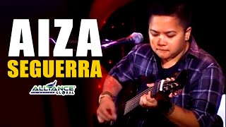 "Aiza Seguerra performing ""IRIS"" (AIM GLOBAL"