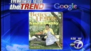 Better Homes and Gardens on New York's WABC July 22