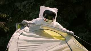 An Astronaut's Guide to Camping