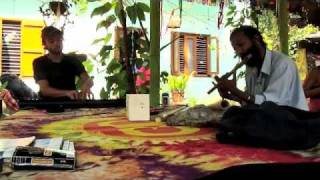 Classical Indian Jam with flute player Neva Gophal