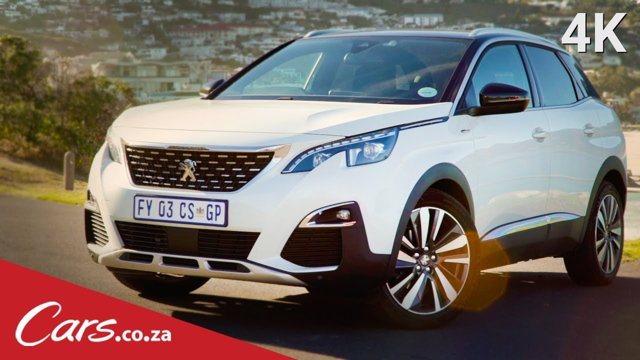 Peugeot 3008 (2017) Video Review - Cars co za