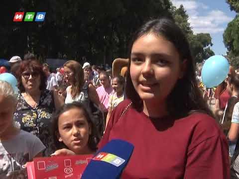 ТРК ИТВ: Первый в Крыму фестиваль мороженого прошел в Симферополе
