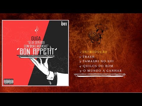 Gugah - Introdução Bon Appétit (Prod. Hopson Beats)
