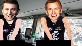 Unbiased commentary: Bruce McAvaney & Dennis Commetti - Carlton v Sydney Top 10 Video