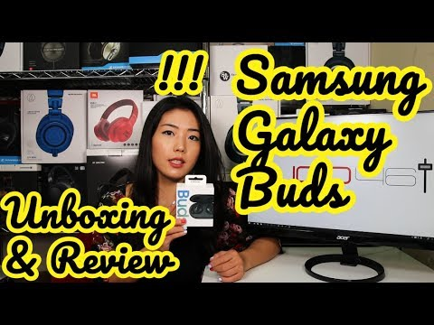 better-than-airpods?---samsung-galaxy-buds---unboxing-&-review