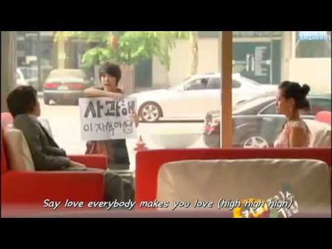 The Melody - Lalala, It's Love MV (Coffee Prince OST)[ENGSUB + Romanization + Hangul]