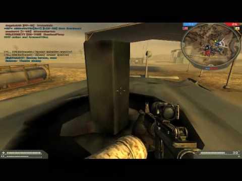 battlefield 2 tks