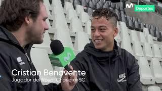 Cristian Benavente en Movistar Deportes habla de la Selección Peruana