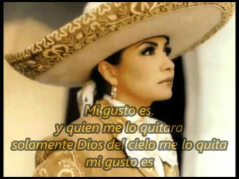 Ana Gabriel - Mí Gusto Es