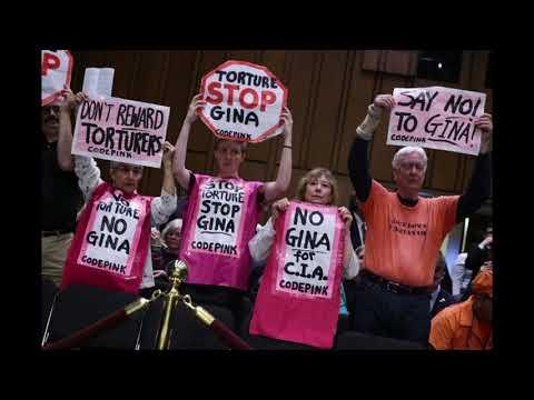 Massiver Protest gegen designierte CIA-Direktorin