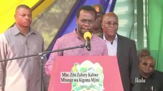 Kitu Zitto Kabwe ameongea mbele ya Rais Magufuli Kigoma