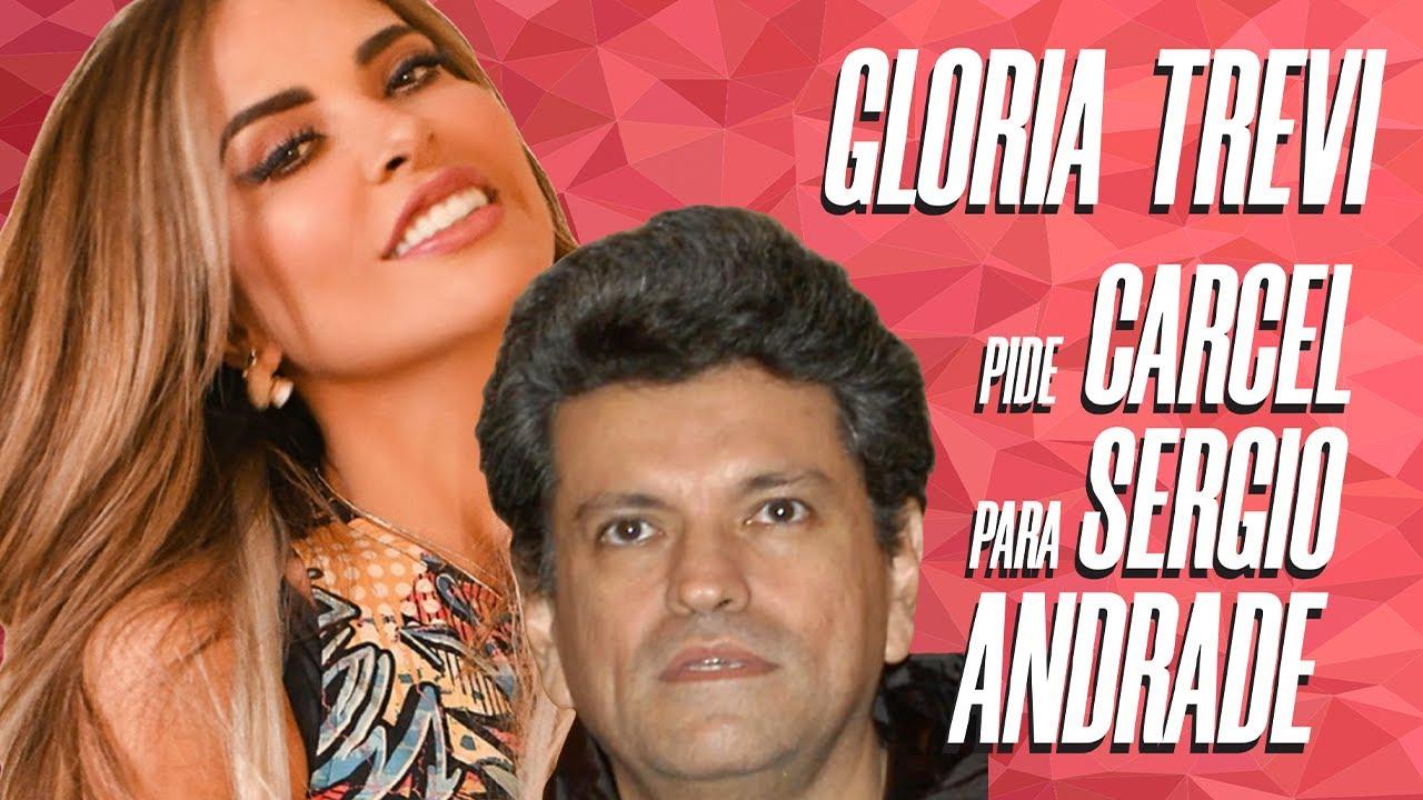 ¡ GLORIA TREVI SE ACUERDA DE SERGIO ANDRADE !