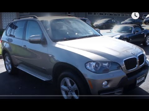 2007 BMW X5 3.0Si Walkaround, Start up, Tour and Overview