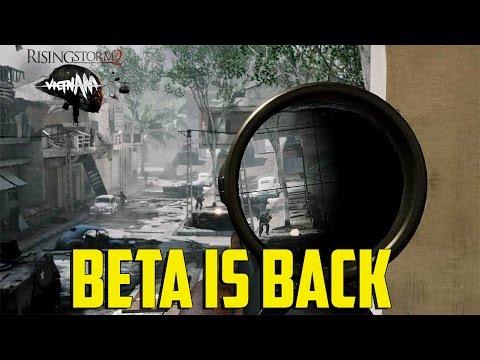 Rising Storm 2 Vietnam - Beta is Back