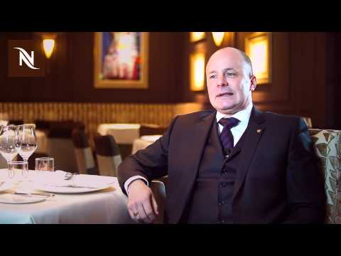 2Michelin star restaurant manager Dale Drewsbury talks Nespresso
