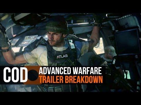 Call of Duty: Advanced Warfare Trailer Breakdown